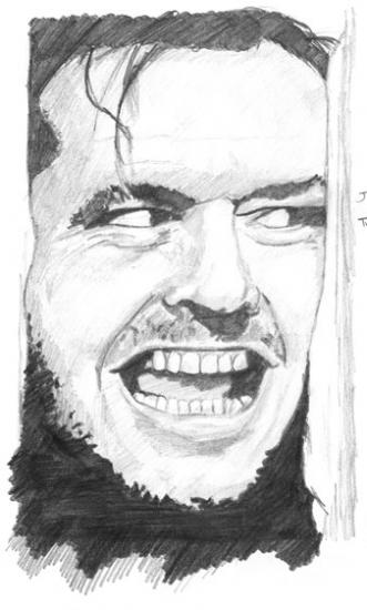 Jack Nicholson by Smidge